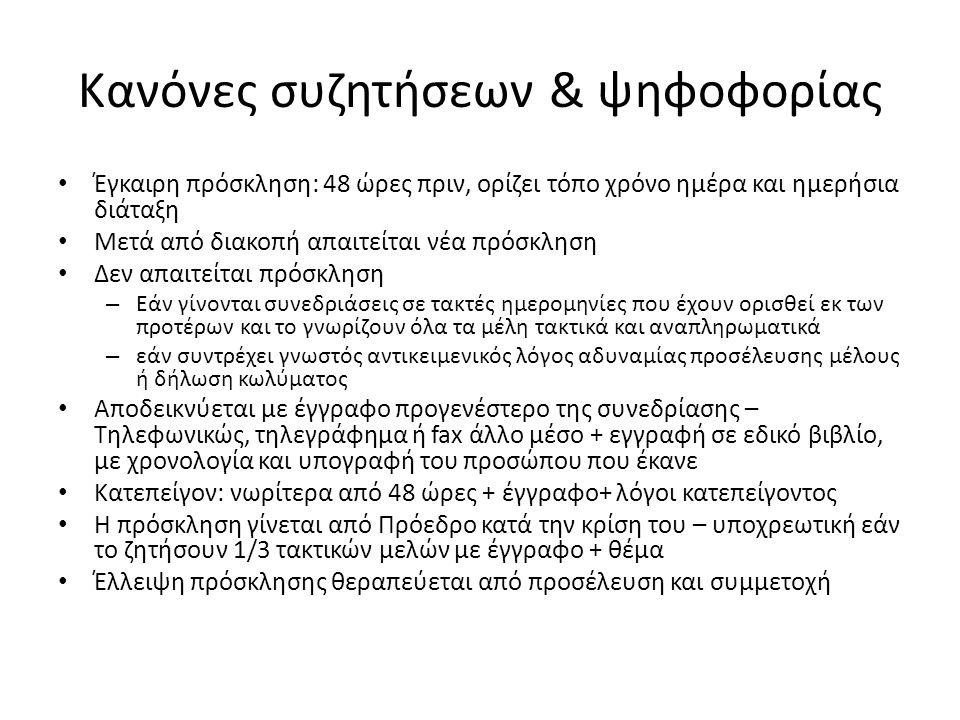 Αρχή αμεροληψίας Άρθρο 7 παρ.
