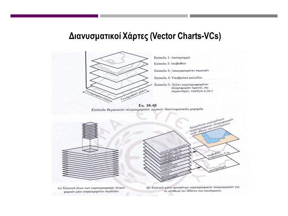 Διανυσματικοί Χάρτες (Vector Charts-VCs)