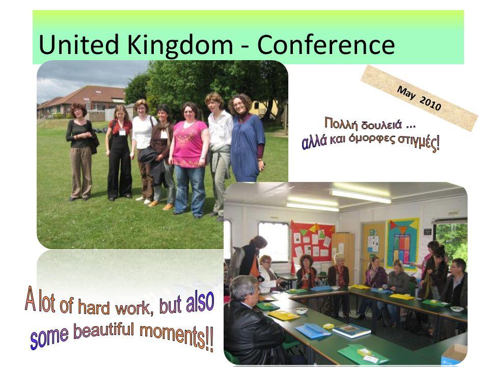 Germany – Teaching exchanges June 2010
