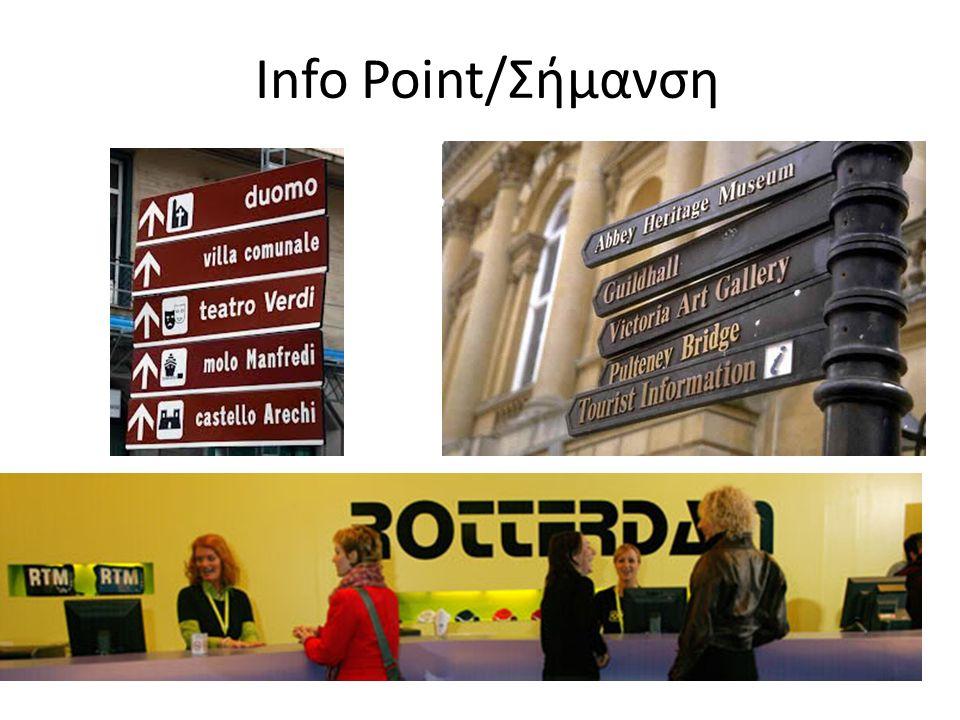 Info Point/Σήμανση