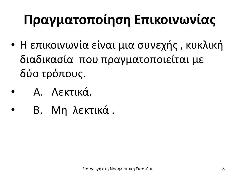 Κλειστές Ερωτήσεις Μονολεκτική απάντηση με ένα ¨ναι¨ ή ¨όχι¨.