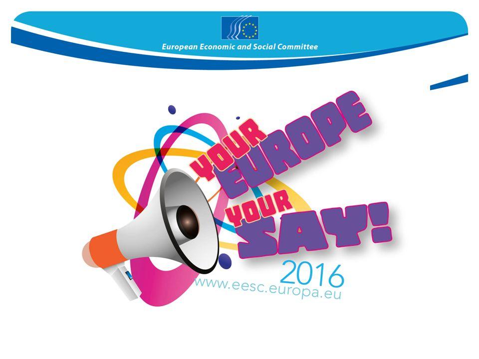 Τι σας προσφέρει η ΕΕ; Μερικά παραδείγματα: την ελευθερία να ζείτε, να σπουδάζετε και να εργάζεστε σε οποιοδήποτε κράτος μέλος προγράμματα ανταλλαγής νέων: Comenius, Leonardo Da Vinci και Erasmus ένα ενιαίο νόμισμα για 19 χώρες περιβαλλοντική νομοθεσία για την καταπολέμηση της υπερθέρμανσης του πλανήτη ίσες ευκαιρίες χαμηλότερα τέλη περιαγωγής και πολλά άλλα...