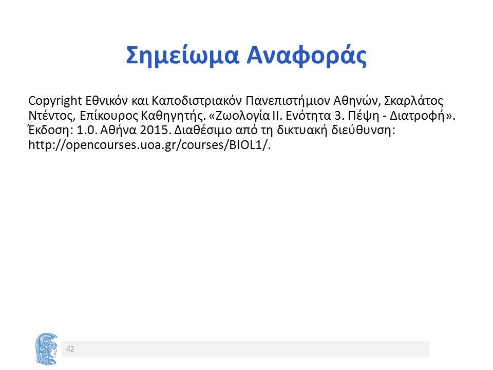 Σημείωμα Αναφοράς Copyright Εθνικόν και Καποδιστριακόν Πανεπιστήμιον Αθηνών, Σκαρλάτος Ντέντος, Επίκουρος Καθηγητής.