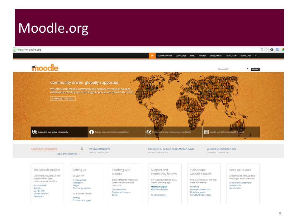 Moodle.org - Download 4