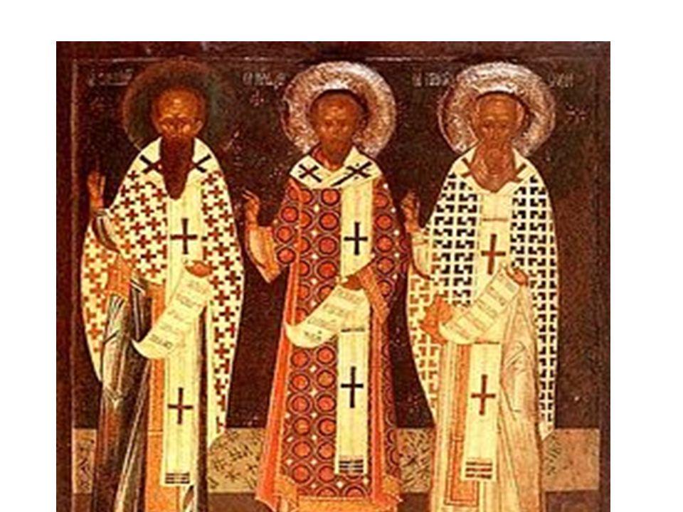 ΣΠΟΥΔΕΣ Σπούδασε ρητορική και Φιλοσοφία στη Ναζιανζό, στην Καισαρεία, στην Αλεξάνδρεια και στην Αθήνα.