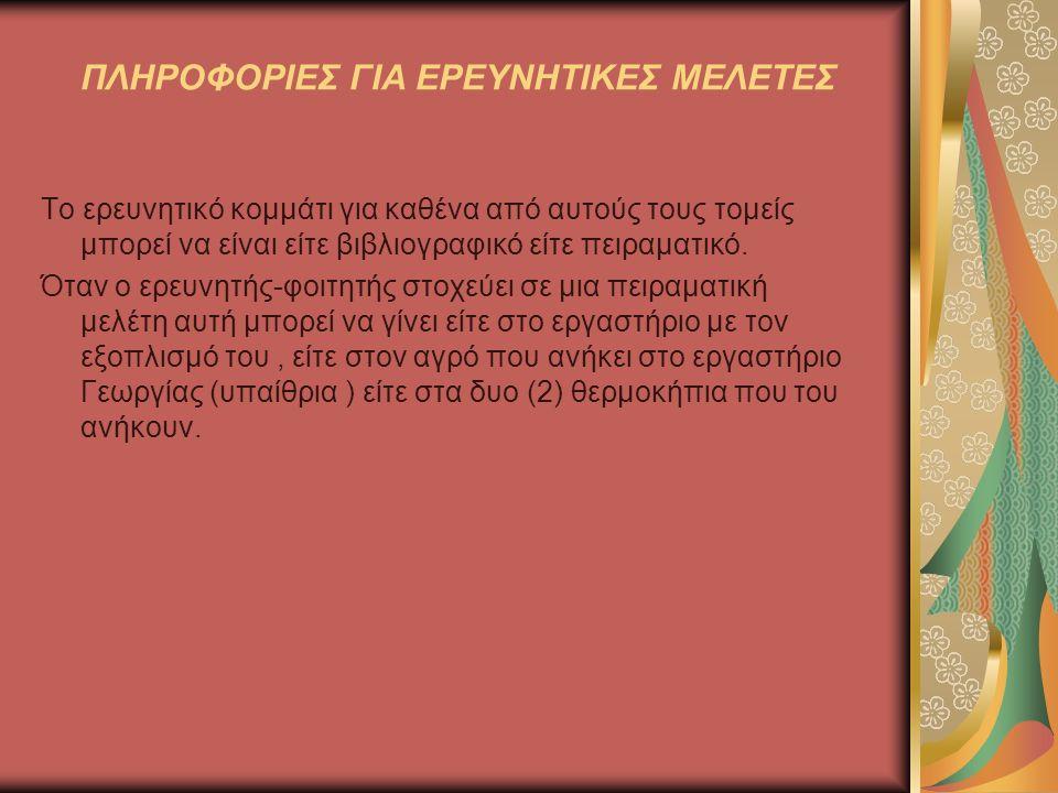 ΕΙΚΟΝΕΣ ΑΠΟ ΑΓΡΟ