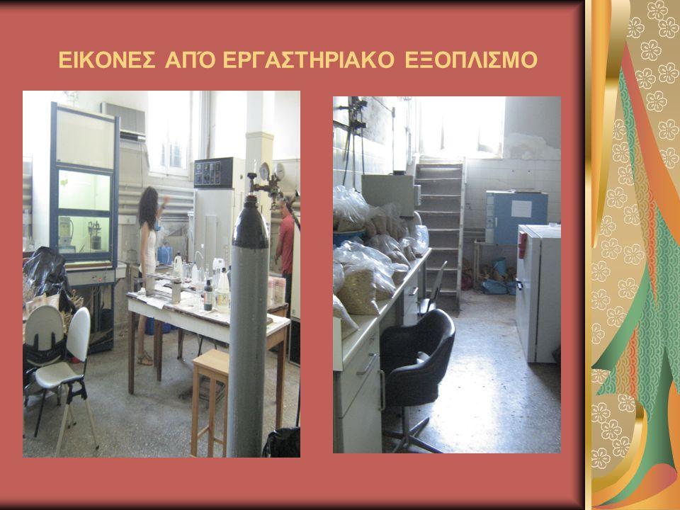 ΣΎΝΟΨΗ Το εργαστήριο Γεωργίας είναι ένας τομέας που αξίζει να αναδεικτεί καθώς λόγω των παγκόσμιων οικονομικών προβλημάτων και του επισιτιστικού προβλήματος όλο και περισσότεροι νέοι γυρίζουν στους τόπους καταγωγής τους για να μπορούν να επιβιώσουν.