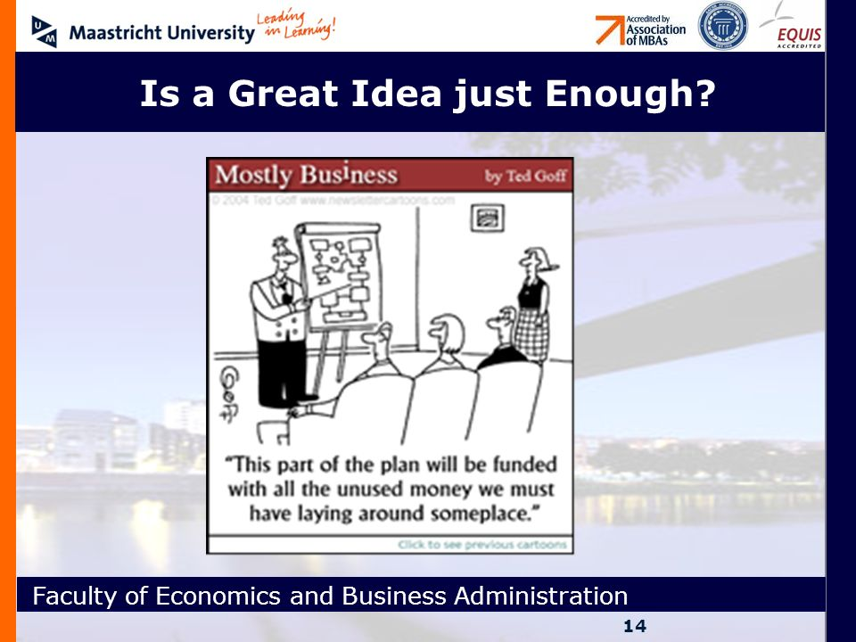 Faculty of Economics and Business Administration Is a Great Idea just Enough 14