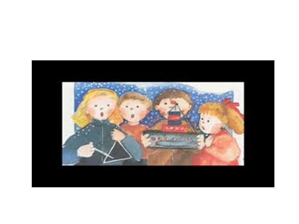 ΑΓΙΟΣ ΒΑΣΙΛΗΣ Στα κάλαντα της Πρωτοχρονιάς, ο Άγιος Βασίλειος εμφανίζεται συνήθως ως ασκητής και επιμελής μαθητής, λόγω της μεγάλης αγάπης που έτρεφε για τα γράμματα.