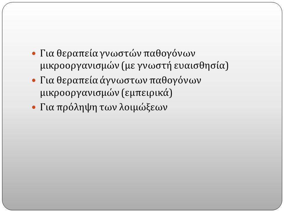 ※ Β-ΛΑΚΤΑΜΙΚΑ ΑΝΤΙΒΙΟΤΙΚΑ