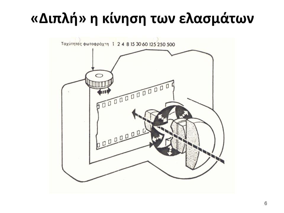 ΦΩΤΟΦΡΑΚΤΕΣ Διαφραγματικοί Εστιακού Επιπέδου Κατά την σκόπευση δεν συμμετέχει όλος ο φακός Κεντρική περιοχή πιο εκτεθειμένη Ο συγχρονισμός με το φλας εύκολος Δεν προκαλούν παραμορφώσεις Επιτρέπει την σκόπευση με συμμετοχή όλου του φακού Ομοιόμορφος ο φωτισμός του φιλμ Ο συγχρονισμός με το φλας δύσκολος Παραμορφώσεις σε μεγάλες ταχύτητες 17