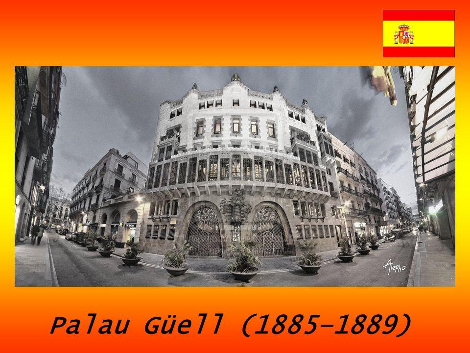 Palau Güell (1885–1889)