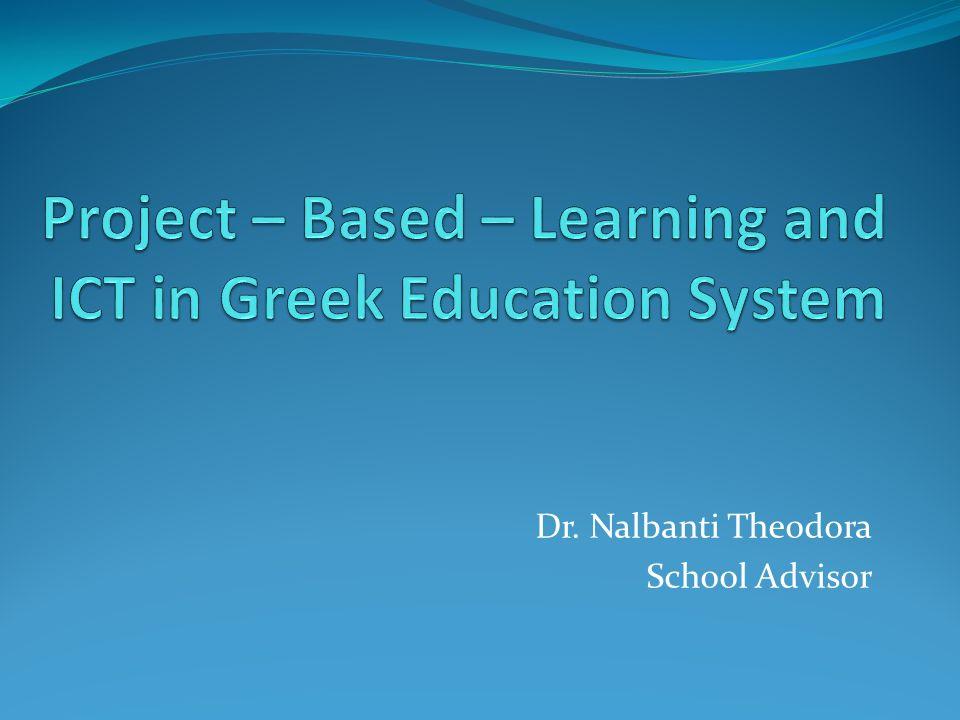Dr. Nalbanti Theodora School Advisor