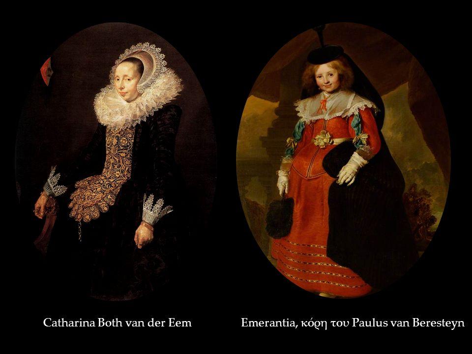 Catharina Both van der EemEmerantia, κόρη του Paulus van Beresteyn