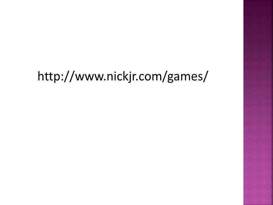 http://www.nickjr.com/games/