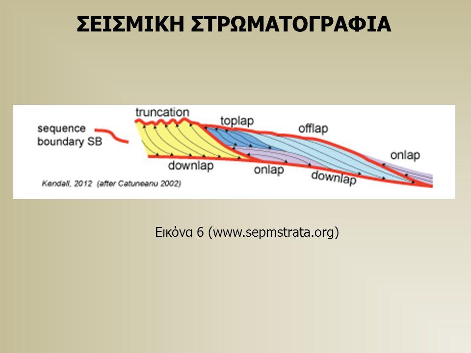 ΣΕΙΣΜΙΚΗ ΣΤΡΩΜΑΤΟΓΡΑΦΙΑ Εικόνα 6 (www.sepmstrata.org)