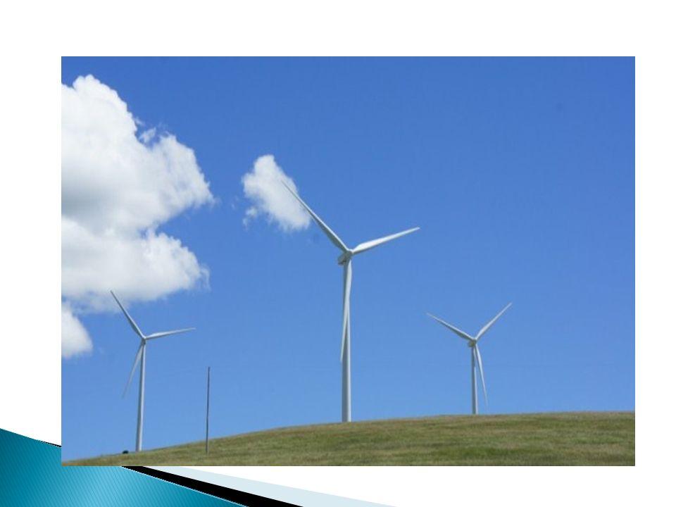  Η ανεμογεννήτρια είναι αιολική μηχανή που παράγει ρεύμα από την αιολική ενέργεια και μπορεί να τροφοδοτήσει με ρεύμα κατοικημένες περιοχές όπως πόλεις,κωμοπόλεις ή χωριά.