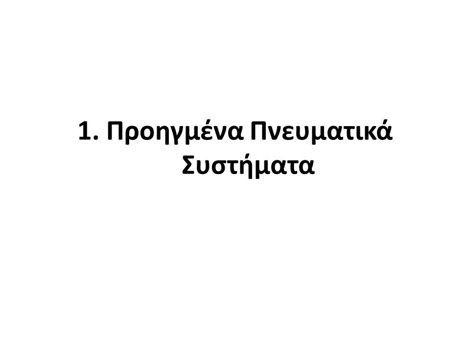 1. Προηγμένα Πνευματικά Συστήματα