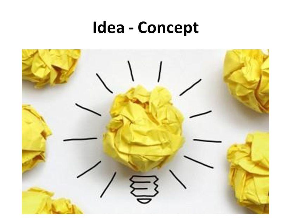Idea - Concept