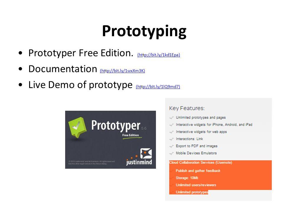 Prototyper Free Edition.