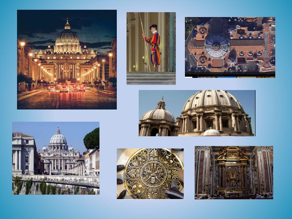 ΑΞΙΟΘΕΑΤΑ Η Καπέλα Σιξτίνα είναι παρεκκλήσι του Αποστολικού Παλατιού, της επίσημης κατοικίας του Πάπα, στην πόλη του Βατικανού.