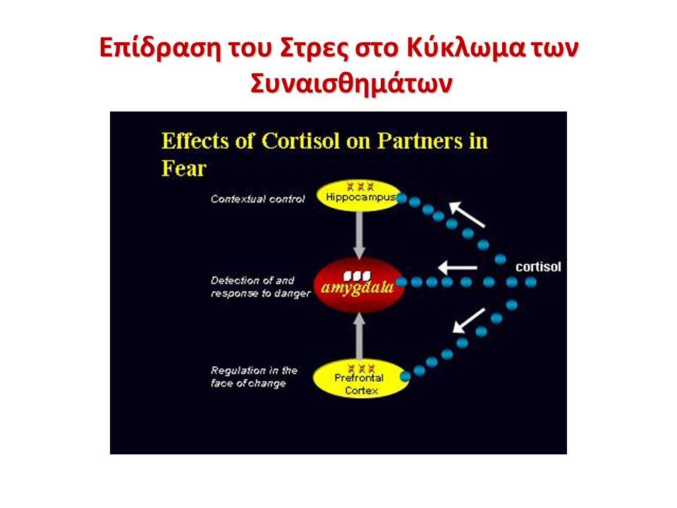 Επίδραση του Στρες στο Κύκλωμα των Συναισθημάτων