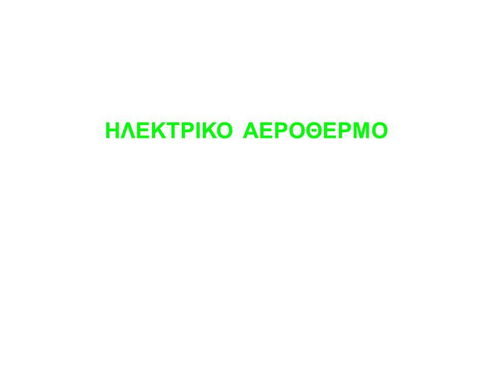 ΗΛΕΚΤΡΙΚΟ ΑΕΡΟΘΕΡΜΟ