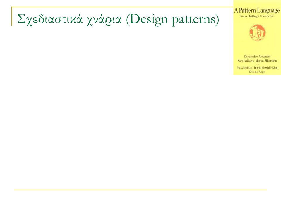 Σχεδιαστικά χνάρια (Design patterns)