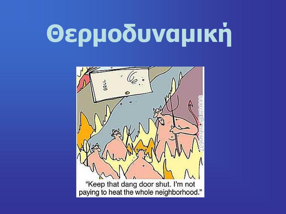Θερμοδυναμική