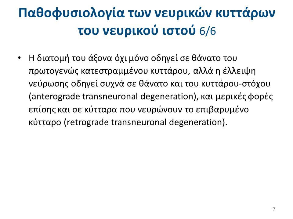 Νευροπάθειες 3/6 Επίκτητα Ενδοκρινικές (σακχαρώδης διαβήτης, υποθυρεοειδισμός, μεγαλακρία).
