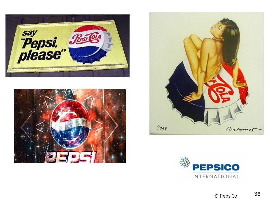 © PepsiCo 36