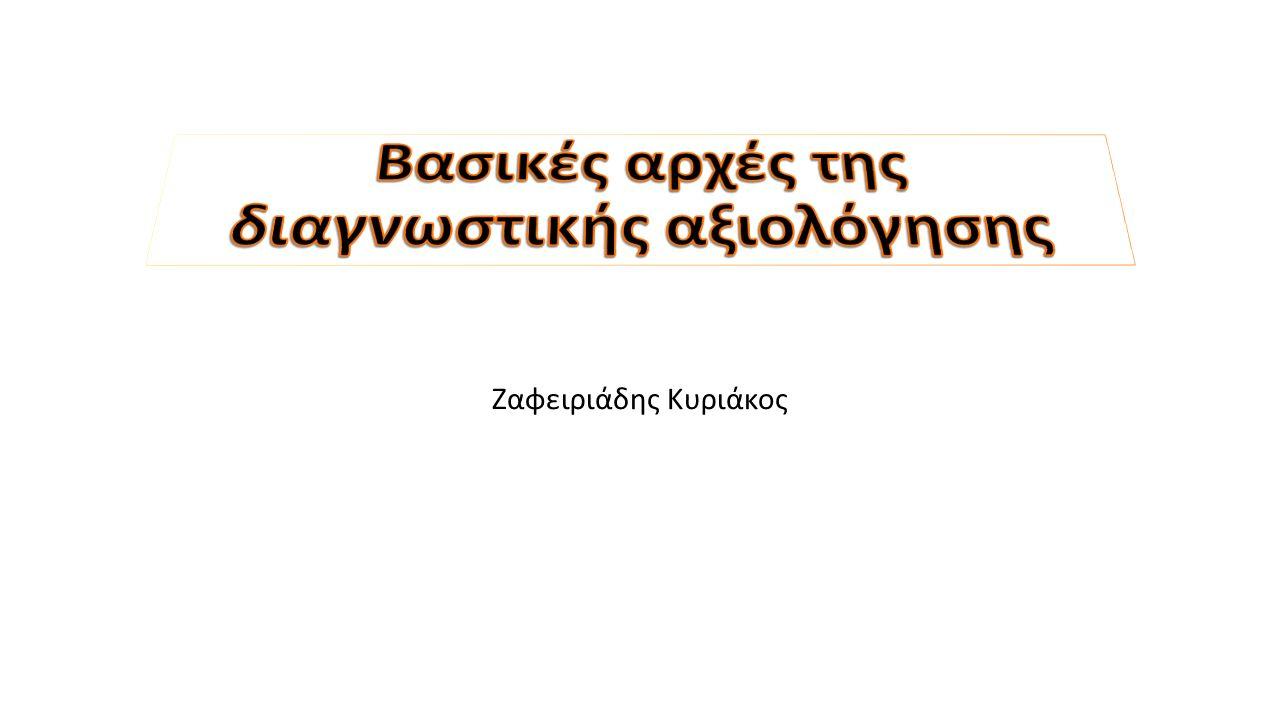 Ζαφειριάδης Κυριάκος
