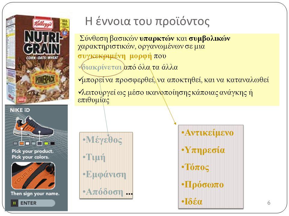 Πολιτική Προώθησης – παραδοσιακή θεώρηση Δημόσιες Σχέσεις Δημόσιες Σχέσεις Μαζικές πωλήσεις Μαζικές πωλήσεις Διαφήμιση Διαφήμιση Δημοσιότητα Δημοσιότητα Διαδικτυακό Μάρκετινγκ Διαδικτυακό Μάρκετινγκ Προώθηση Πωλήσεων Προώθηση Πωλήσεων Κουπόνια Κουπόνια Διαγωνισμοί / κληρώσεις Διαγωνισμοί / κληρώσεις Δωρεάν δείγματα / έξτρα προϊόν Δωρεάν δείγματα / έξτρα προϊόν Επιδείξεις Επιδείξεις Προσφορές άλλων προϊόντων - Cross-product selling Προσφορές άλλων προϊόντων - Cross-product selling Χορηγία Χορηγία Προσωπικές Πωλήσεις Προσωπικές Πωλήσεις door-to-door door-to-door Επιδείξεις Επιδείξεις Πολύ-επίπεδο μάρκετινγκ Πολύ-επίπεδο μάρκετινγκ Data base marketing Data base marketing Άμεσο Μάρκετινγκ Άμεσο Μάρκετινγκ Guerilla Marketing Guerilla Marketing Alternative marketing Alternative marketing Buzz marketing Buzz marketing Undercover marketing - subtle product placement Undercover marketing - subtle product placement Astroturfing Astroturfing Experiential marketing Experiential marketing Viral marketing Viral marketing Tissue-pack marketing Tissue-pack marketing