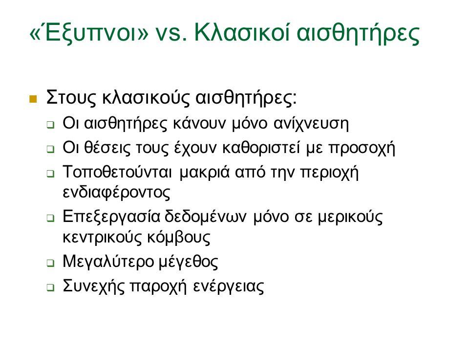 «Έξυπνοι» vs.