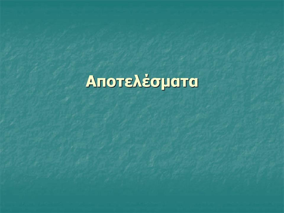 Μέθοδος Επεξεργασίας Αποτελεσμάτων Κατηγοριοποίηση σωστών απαντήσεων Βασικοί Όροι, Μη βασικοί όροι, Μικτές απαντήσεις, Συμπεριφορική έκφραση Ουδέτερες