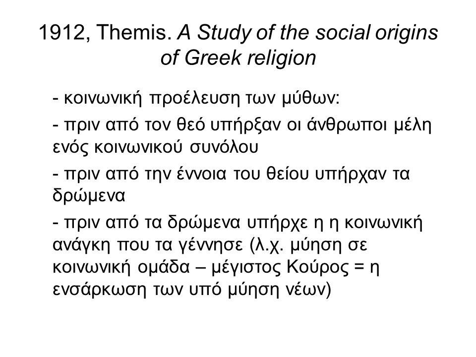 1912, Themis.