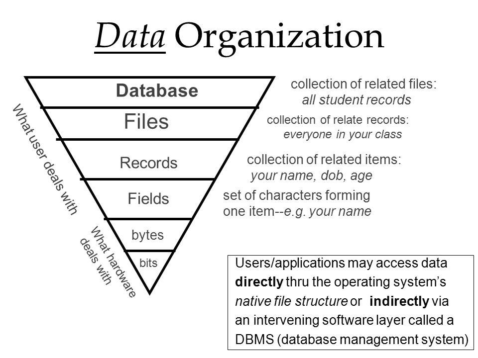 5 Βάση δεδομένων  Βάση δεδομένων: –Συλλογή συναφών αρχείων με στοιχεία για ανθρώπους, τόπους ή πράγματα –Πριν από τις ψηφιακές βάσεις δεδομένων, οι επιχειρήσεις χρησιμοποιούσαν φωριαμούς αρχειοθέτησης  Οντότητα: –Γενικευμένη κατηγορία που αντιπροσωπεύει πρόσωπο, τόπο ή πράγμα, στην οποία αποθηκεύουμε και τηρούμε πληροφορίες –π.χ.