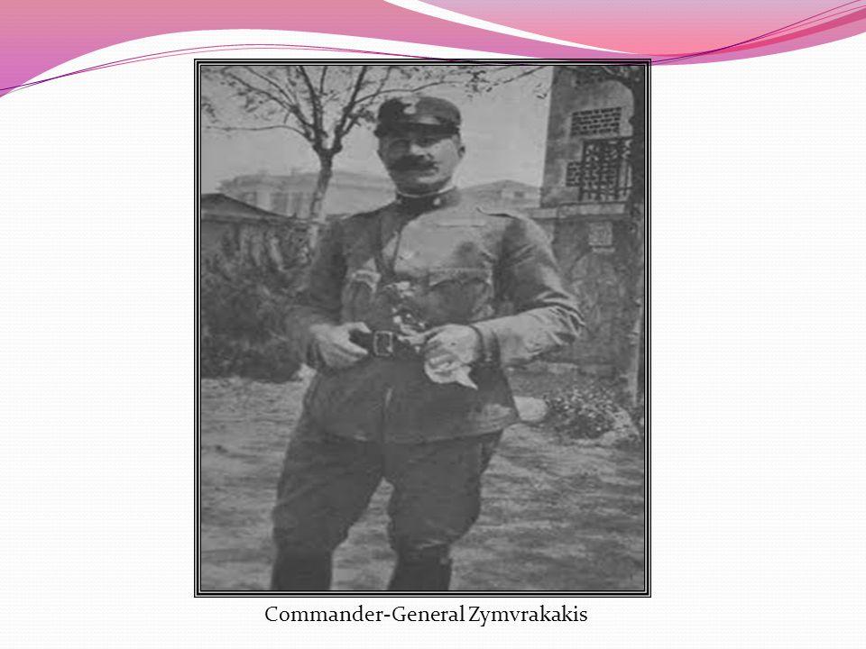 Commander-General Zymvrakakis