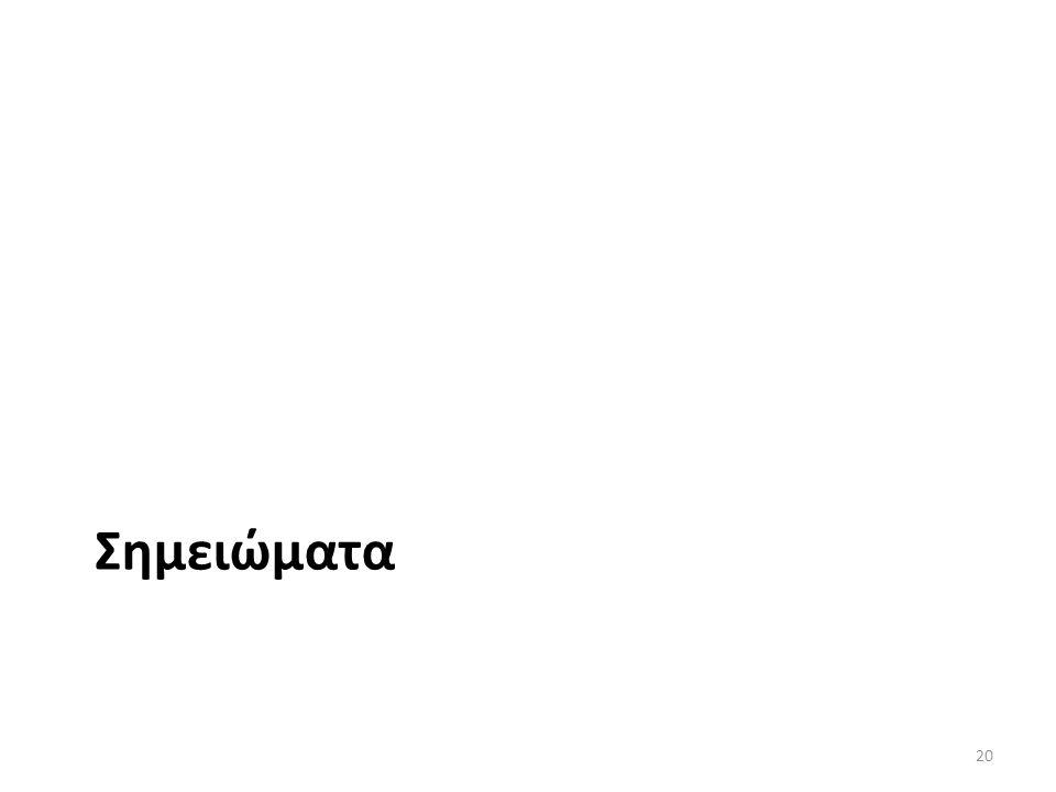 Σημειώματα 20