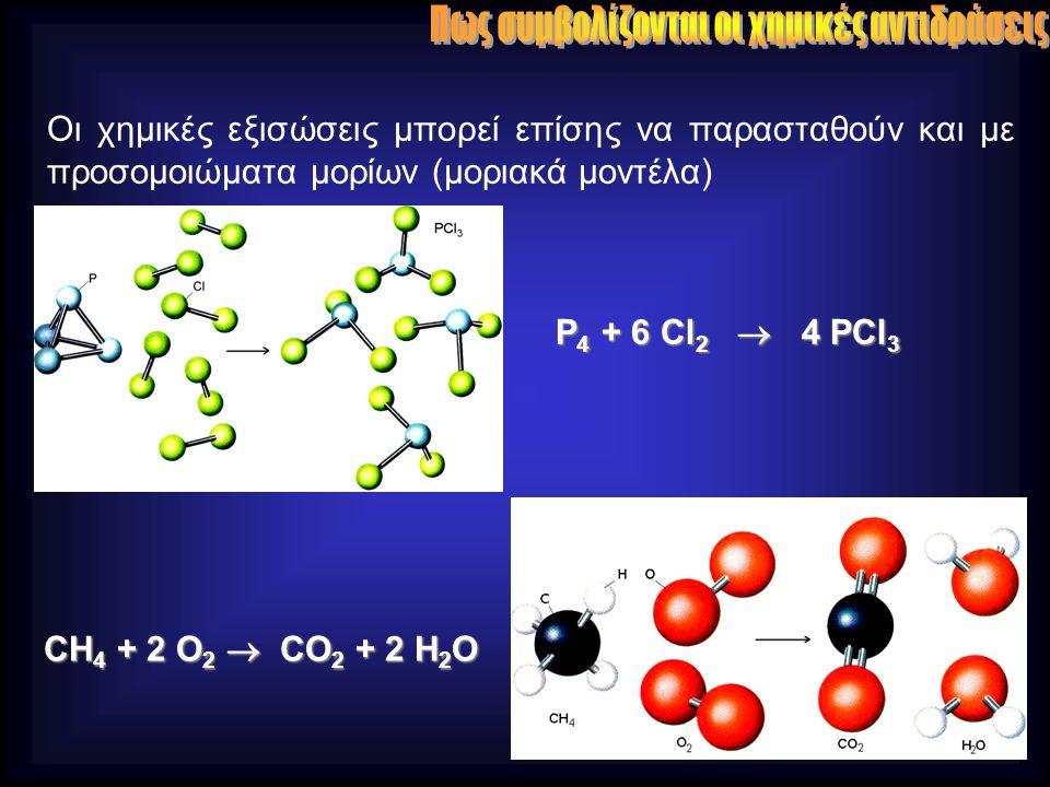 Για να πραγματοποιηθεί μία χημική αντίδραση θα πρέπει, σύμφωνα με τη θεωρία των συγκρούσεων, τα μόρια (ή γενικότερα οι δομικές μονάδες της ύλης) των αντιδρώντων να συγκρουστούν και μάλιστα να συγκρουστούν κατάλληλα.