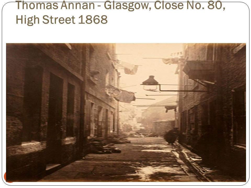 Thomas Annan - Glasgow, Close No. 80, High Street 1868 1 ο Γυμν. Φιλιππιάδας 6
