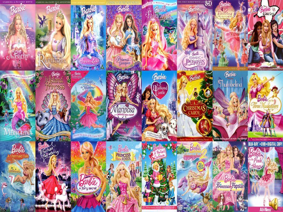 Barbie H Βarbie ειναι μια κούκλα μόδας που κατασκευάστηκε από την αμερικανική εταιρεία παιχνιδιών, Mattel και ξεκίνησε να παράγεται το Μάρτιο του 1959.