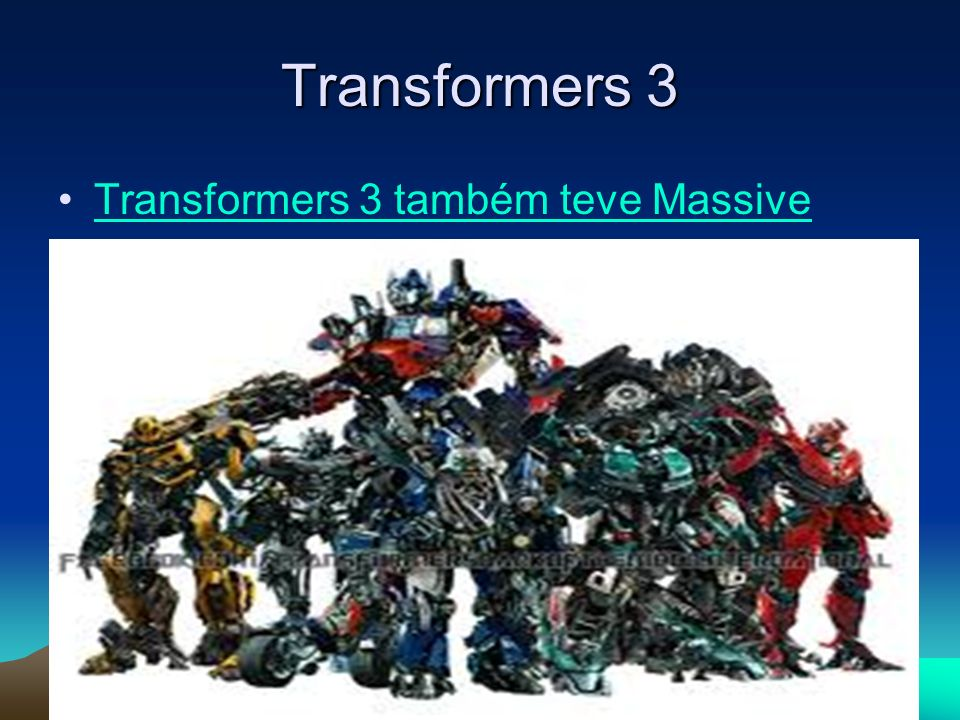 Transformers 2 Transformers | TV Facts