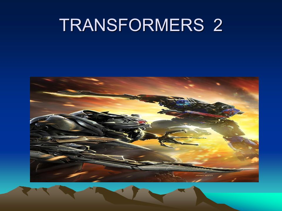 TRANSFORMERS 1 13 Epic Films: TRANSFORMERS