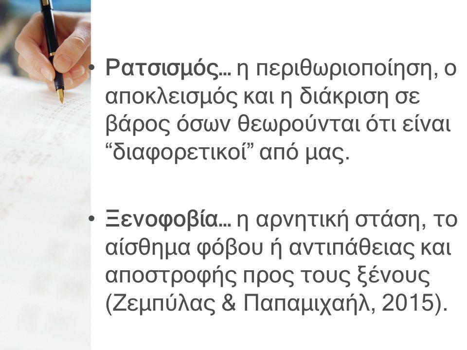 Έρευνες στην Κύπρο Οι Ελληνοκύπριοι μαθητές περιθωριοποιούν παιδιά τα οποία μιλούν την Τουρκική γλώσσα λόγω της πολιτικής κατάστασης που επικρατεί στο νησί μας (Ζεμπύλας, 2010).