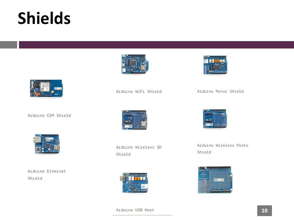 10 Shields