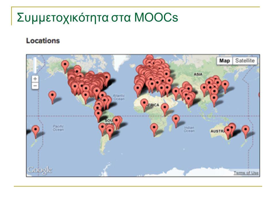 Συμμετοχικότητα στα MOOCs