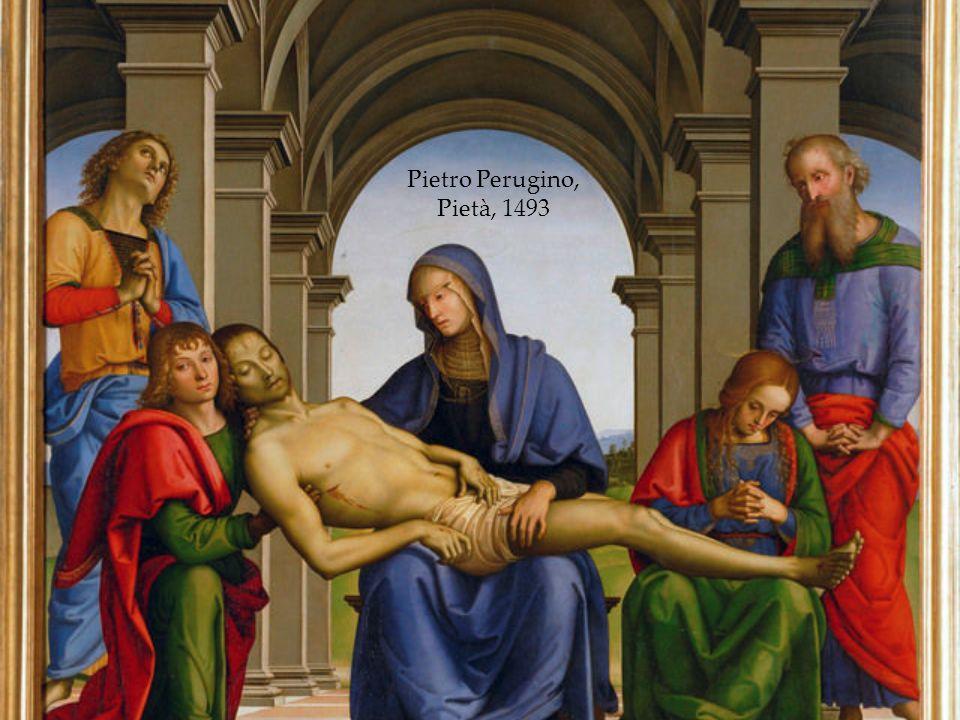 Pietro Perugino, Pietà, 1493