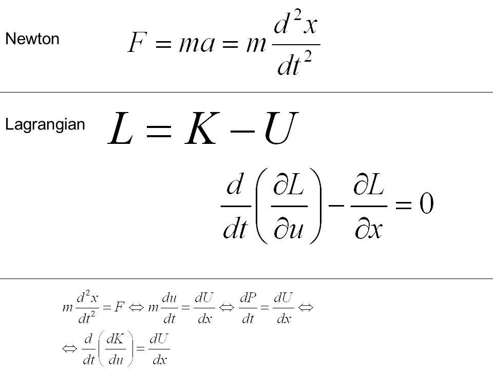Lagrangian Newton