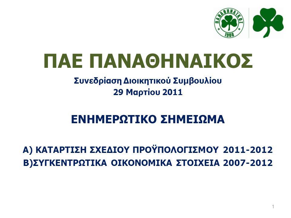 ΑΝΑΛΥΣΗ ΕΞΟΔΩΝ ΠΡΟΫΠΟΛΟΓΙΣΜΟΥ 2011-2012 12